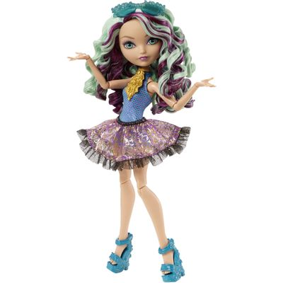 Boneca Ever After High - Praia Encantada - Madeline Hatter - Mattel