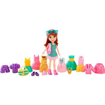 Boneca-Polly-Pocket-com-Roupinhas---Crissy---Mattel