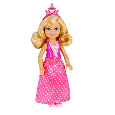Boneca Barbie Family - Chelsea Fantasy Princess - Mattel