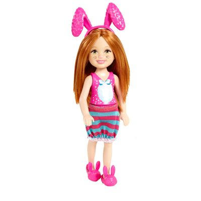 Boneca Barbie Family - Chelsea Fantasy Rabbit - Mattel
