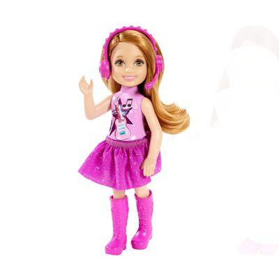 Boneca Barbie Family - Chelsea Fantasy Singer - Mattel