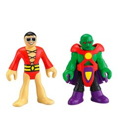 Martian-Manhunter---Plastic-Man