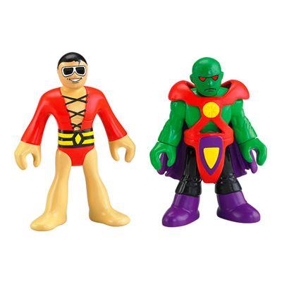 Martian-Manhunter---Plastic-Man