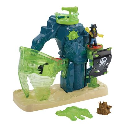 Imaginext - Ilha do Pirata Fantasma - Fisher-Price