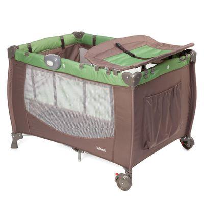 Berço Portátil com Mosquiteiro Cielo Verde - Infanti