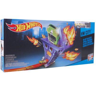 Pista-Hot-Wheels---Cidade-em-Chamas---Mattel---Inativo