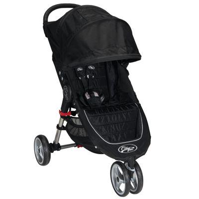 Carrinho-de-Passeio-City-Mini-4W---Black---Baby-Jogger