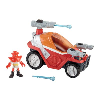 Conjunto Imaginext City - Super Carro de Bombeiro - Fisher-Price