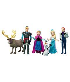 Playset-Disney-Frozen---Pack-com-6-Personagens---Mattel-1