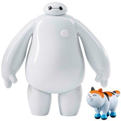 Boneco-de-Acao---Big-Hero-6-Disney---10-cm---Baymax-e-Mochi---Sunny