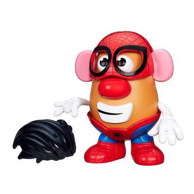 Boneco Mr Potato Head Clássico - Marvel Homem Aranha - Playskool - Hasbro - Disney