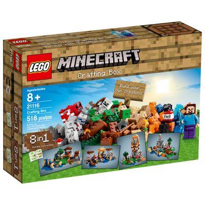 21116 - LEGO Minecraft - Caixa Criativa