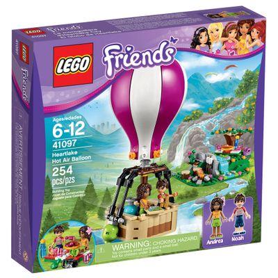41097 - LEGO Friends - Balão de Ar Quente de Heartlake