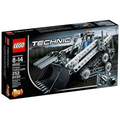 42032-LEGO-Technic-Carregadora-de-Esteiras-Compacta