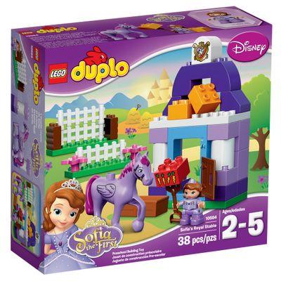 10594 - LEGO Duplo - Estábulo Real da Princesa Sofia - Disney