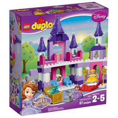 10595 - LEGO Duplo - Castelo Real da Princesa Sofia