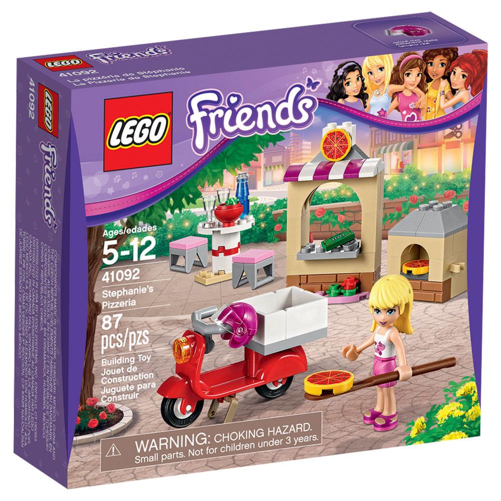 41092 - LEGO Friends - Pizzaria da Stephanie