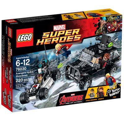 76030 - LEGO Super Heroes - Ajuste de Contas dos Vingadores e Hydra - Disney