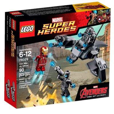 76029 - LEGO Super Heroes - Iron Man vs Ultron