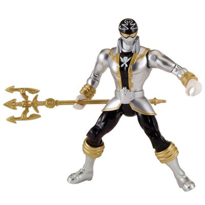 Boneco-Power-Ranger-Super-Megaforce---Action-Ranger-Prata-20cm---Sunny