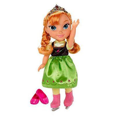 Boneca-Princesa-Anna-de-Patins---38-Centimetros---Disney-Frozen---Sunny