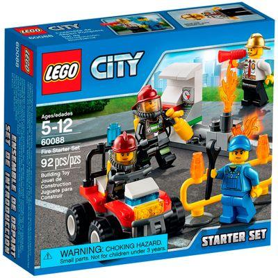 60088---LEGO-City---Conjunto-de-Iniciacao-para-Combate-ao-Fogo-1