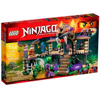 70749 - LEGO Ninjago - Entrada na Serpente