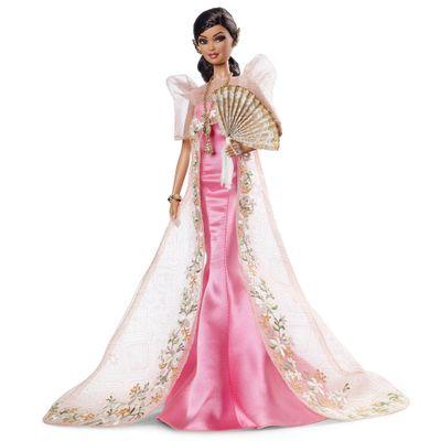 Boneca-Barbie-Colecionavel-Glamour-Filipinas-Mattel