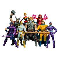 Kit-Marvel-Legends-Infinite-Series---Build-a-Figure---Avengers---Hasbro