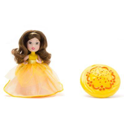 Boneca Cupcake Surpresa - Princesas Disney - Bela - Estrela