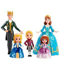 Mini-Boneca-Disney---Sofia-e-Familia-Real---Mattel