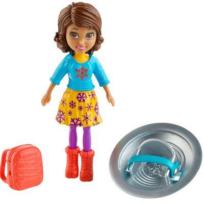 Boneca Polly Pocket - Férias com as Amigas - Shani - Mattel