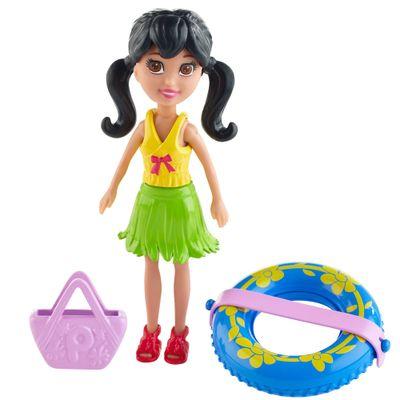 Boneca Polly Pocket - Férias com as Amigas - Crissy - Mattel