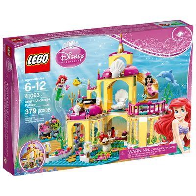 41063 - LEGO Princesas Disney - O Palácio da Ariel