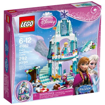41062 - LEGO Princesas Disney - O Castelo de Gelo da Elsa