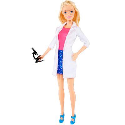 Boneca Barbie Profissões - Barbie Cientista - Mattel