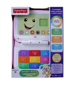 Laptop-Aprender-e-Brincar---Fisher-Price