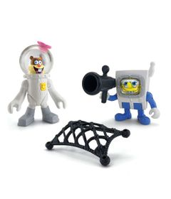 Mini-Figuras-Bob-Esponja---Bob-Esponja-e-Sandy---Imaginext---Fisher-Price-1