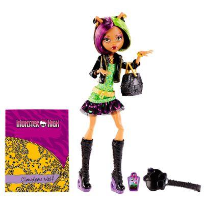 Boneca-Monster-High---Foto-de-Terror---Clawdeen-Wolf---Mattel-1
