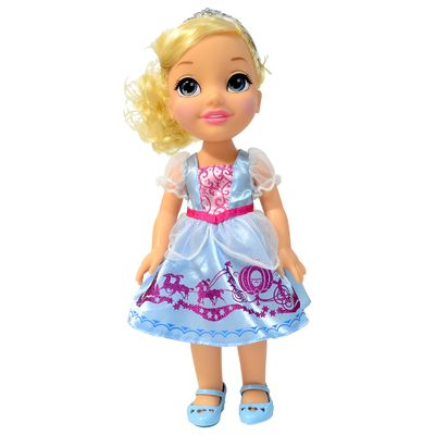 Boneca-Cinderela---Disney---30-cm---Sunny