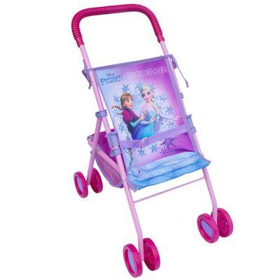 Carrinho de Boneca - Princesas Disney - Frozen - Multibrink