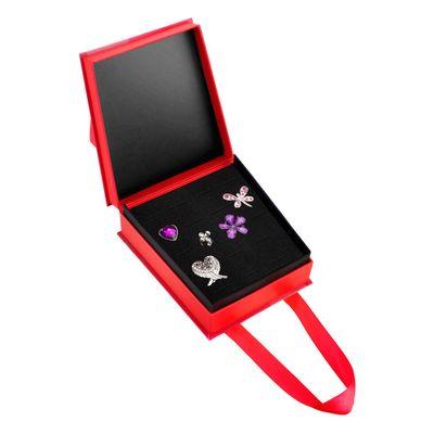 Caixa-Organizadora-Bijuteria-Briliantina-Trap-Box---Rosa---Multikids