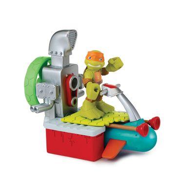 Boneco-Tartarugas-Ninjas-Half-Shell-Hero---Figura-com-veiculo---Michelangelo---Multikids-1