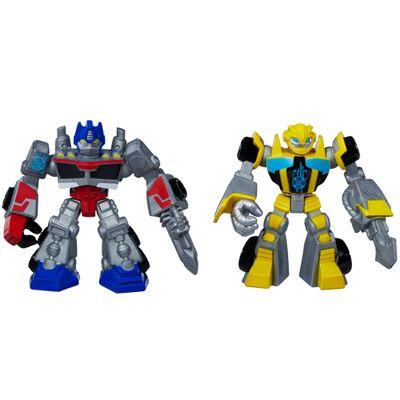 Boneco-Playskool-Heroes---Transformers-Rescue-Bots---Optimus-Prime-e-Bumblebee---Hasbro-1
