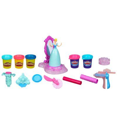 Conjunto-Play-Doh---Princesas-Disney---Cinderela-e-Vestido-de-Gala---Hasbro-1