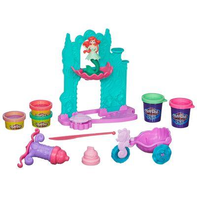 Conjunto-Play-Doh---Princesas-Disney---Ariel-e-Seu-Castelo-Submerso---Hasbro-1