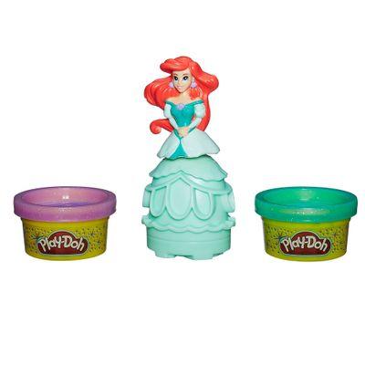 Massinha-Play-Doh---Princesas-Disney---Ariel---Hasbro-1