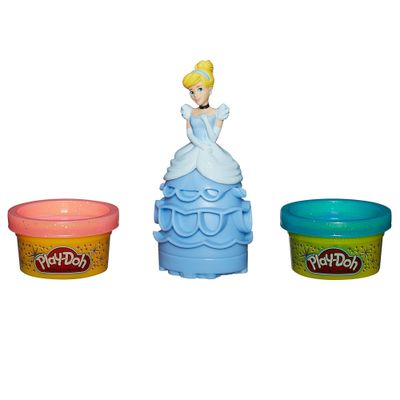 Massinha-Play-Doh---Princesas-Disney---Cinderela---Hasbro
