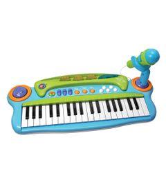 Teclado-Eletronico-e-Microfone---Little-Tikes