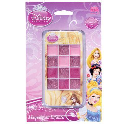 Maquiagem Infantil - Celular das Princesas Disney - Bela - View Cosméticos